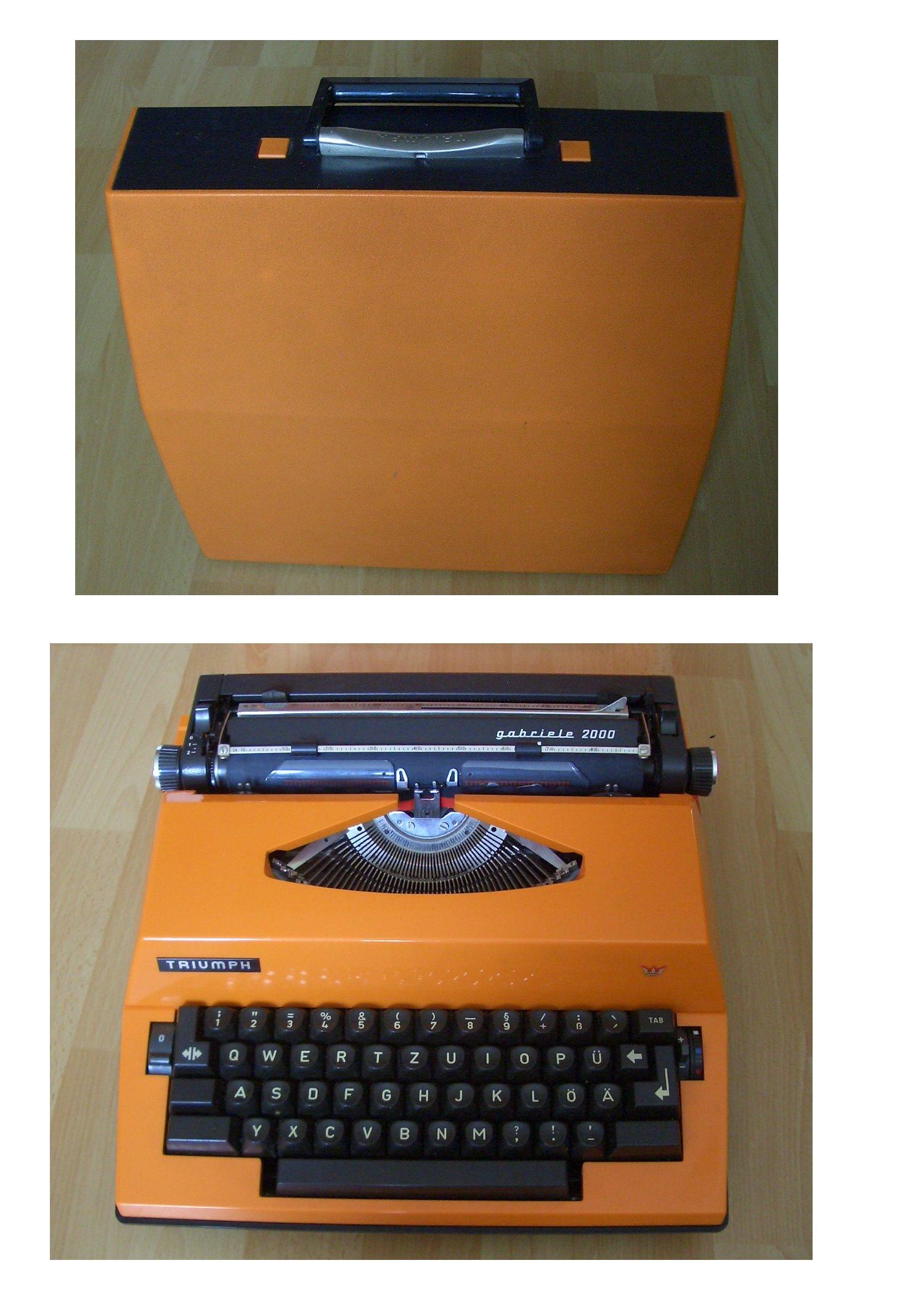 Schreibmaschine - SchlossHeld, das Portal für Schlüsseldienste